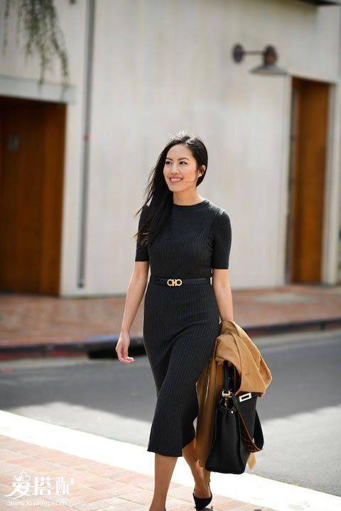 春季OL女性优雅穿搭攻略,2018办公室穿搭指南