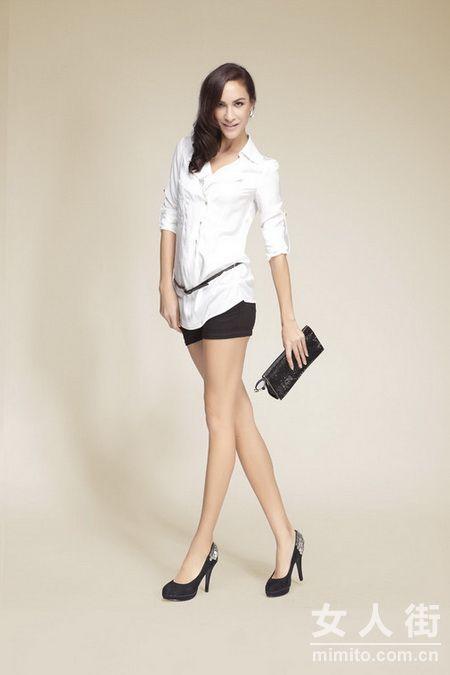 引领时尚 打造夏日最美女白领